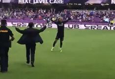 Pedro Gallese y su emocionante celebración tras triunfo de Orlando City en la MLS [VIDEO]