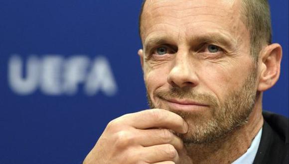 UEFA retiró los expedientes al Real Madrid, FC Barcelona y Juventus por el caso de la Superliga Europea. (Foto: Getty)