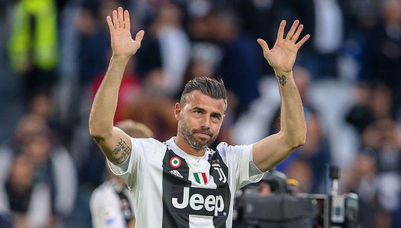 Andrea Barzagli le dice adiós a su amada Juventus. (Foto: Getty Images)