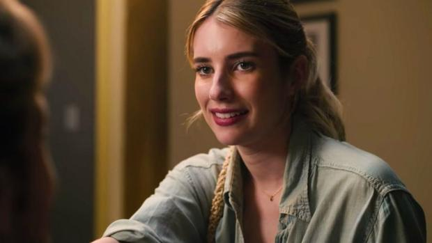 Emma Roberts plays Sloane in the Netflix movie (Photo: Netflix)