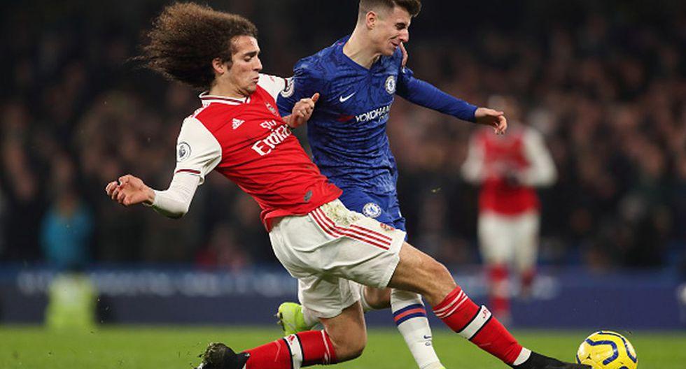 Chelsea no pudo con el Arsenal de Mikel Arteta por la Premier League. (Foto: Getty Images)