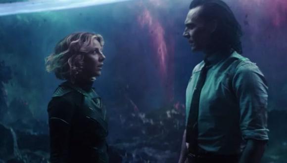 """""""Loki"""": la directora, Kate Herron, habla sobre el romance de la serie. (Foto: Disney Plus)"""
