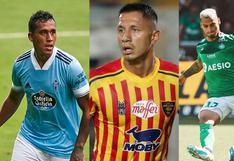Desde Bulgaria a Países Bajos: futbolistas peruanos que militan en el fútbol europeo [FOTOS]