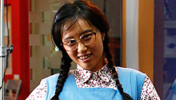A diferencia de ''Betty la fea'', el personaje principal de la adaptación china es Lin Wu Di (Foto: La fea sin rival / Facebook)