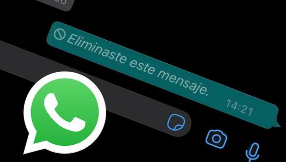 Conoce el método para ver las fotos eliminadas de tus amigos en WhatsApp. (Foto: Depor)
