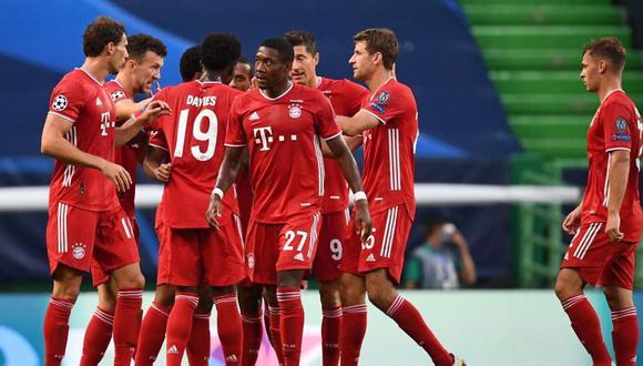 Bayern Múnich jugará una final de Champions League después de siete temporadas (Foto: AP)