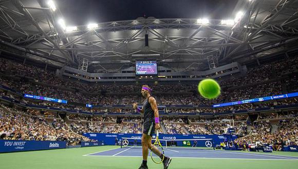 El US Open 2020 podría cambiar de sede e irse de Nueva York por el coronavirus. (Getty Images)