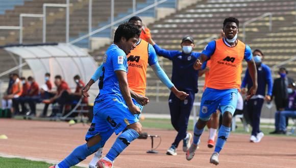 Binacional derrotó 2-1 a Deportivo Municipal por la fecha 14 (Foto: Liga 1)