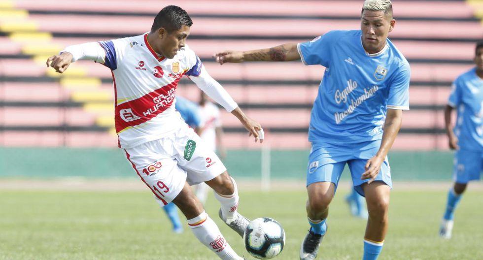 Deportivo Llacuabamba y Atlético Grau son de Primera División. (Foto: GEC)