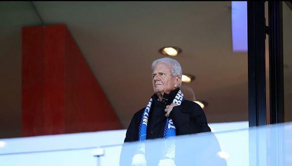 Dietmar Hopp es el accionista mayoritario del Hoffenheim. (Getty Images)