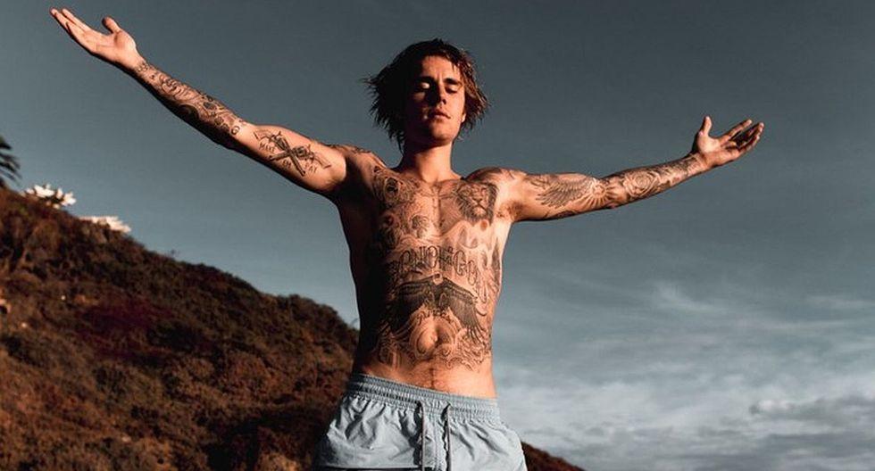 Justin Bieber lanzó adelanto de su nuevo tema con Ed Sheeran. (Foto: @justinbieber)