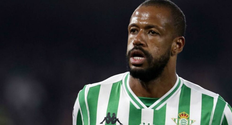 Sidnei   Brasil   Real Betis. (Foto: Getty Images)