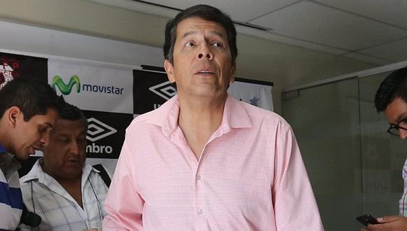 Ordóñez dio detalles de la presentación de Alianza Lima ante el TAS. (Foto: Difusión)
