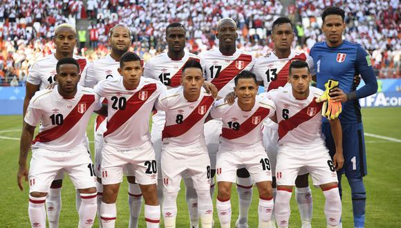 La Selección Peruana volverá a las canchas en octubre (Foto: AFP)