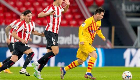 FC Barcelona vs. Athletic Club jugarán la final de la Supercopa de España (Foto: Agencias)