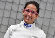 Una más a la lista: la esgrimista María Luisa Doig ganó el Preolímpico de Costa Rica y clasificó a Tokio 2020