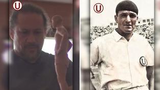 Universitario: Escultor se ofrece a construir monumento a 'Lolo' Fernández