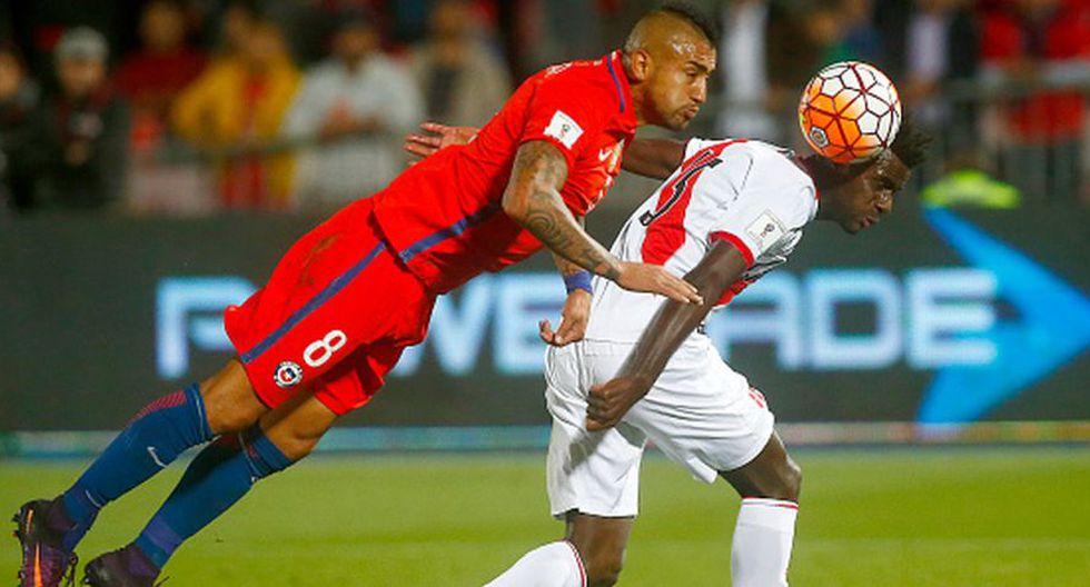 El Perú vs. Chile se jugará en Estados Unidos. (Getty Images)