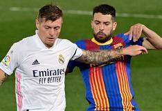 En vivo ahora, Barcelona – Madrid: dónde ver el Clásico, a qué hora  juegan y alineaciones