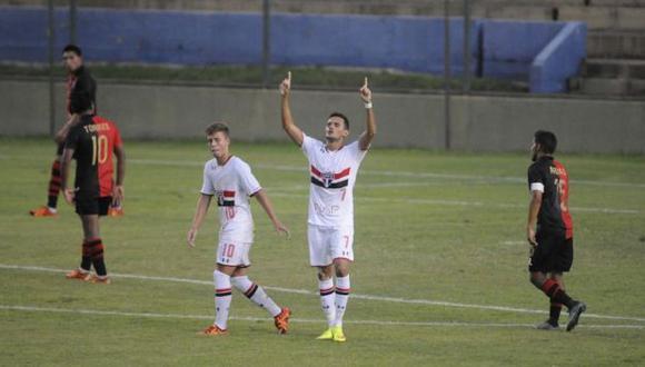 Melgar solo sumó un punto en su participación en la Copa Libertadores Sub-20. (Conmebol)