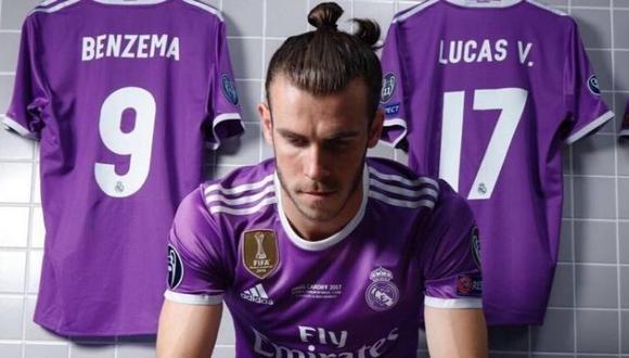 Gareth Bale llegó al Real Madrid en el 2013 por más de 100 millones de euros. (Foto: Real Madrid)