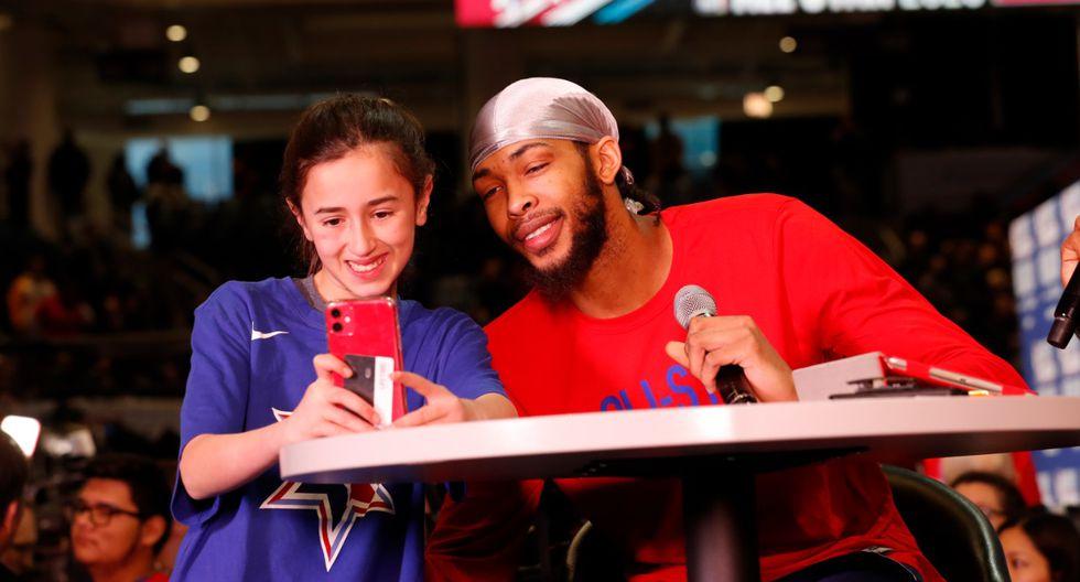 NBA All Star: LeBron James, Kawhi Leonard y Giannis Antetokounmpo se roban el show en práctica del juego de las estrellas | FOTOS