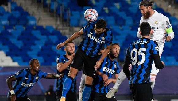 Las posibles bajas del Real Madrid vs. Inter de Milán | Foto: AFP