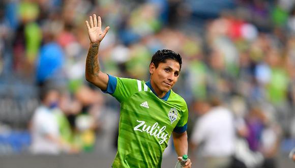 Raúl Ruidíaz llegó a los 11 goles en lo que va de la temporada de la MLS. (Getty)