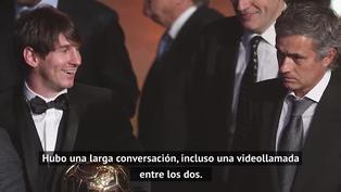 El día que Messi pudo jugar en el Chelsea de Mourinho