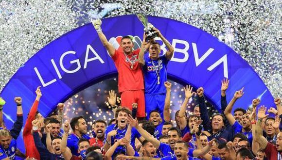 De la mano de Juan Reynoso, Cruz Azul salió campeón de la Liga MX tras 23 años. (Foto: Twitter)