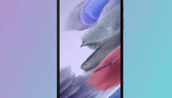 Conoce todos los detalles de la nueva tablet de Samsung lanzada en Perú: la Galaxy Tab A7 Lite. (Foto: Samsung)