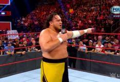 Sigue amargo: Samoa Joe masacró aSami Zayn y después habló sobre el ataque que sufrió Roman Reigns [VIDEO]