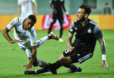 ¡Hace historia! Gustavo Dulanto, el primer peruano que debuta con triunfo en fase de grupos de Champions League
