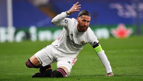 Real Madrid cayó eliminado en semifinales de Champions League frente al Chelsea. (Foto: EFE)