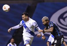 Partidazo en el Cuauhtémoc: Puebla y Querétaro empataron 3-3 por la fecha 12 del Torneo Guard1anes 2020