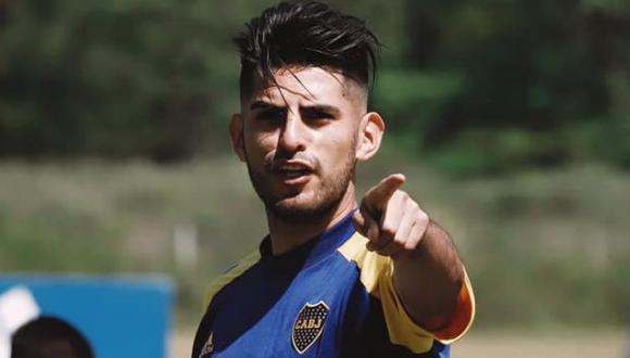 Carlos Zambrano no jugaba un partido en Boca Juniors desde el 11 de abril. (Foto: Boca Juniors)