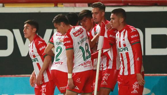 Necaxa derrotó 1-0 a Atlético San Luis por la jornada 2 del Clausura 2021 de la Liga MX. (Foto: MedioTiempo)
