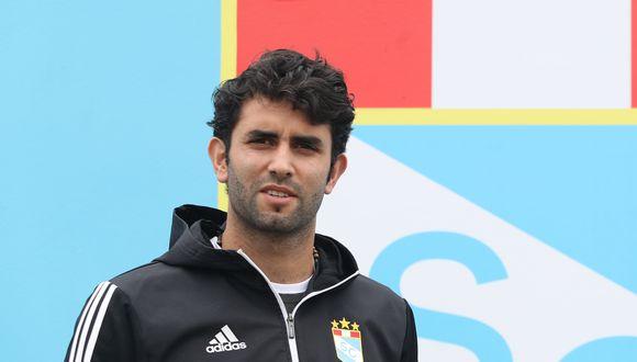 Alfonso García-Miró. (Foto: GEC)
