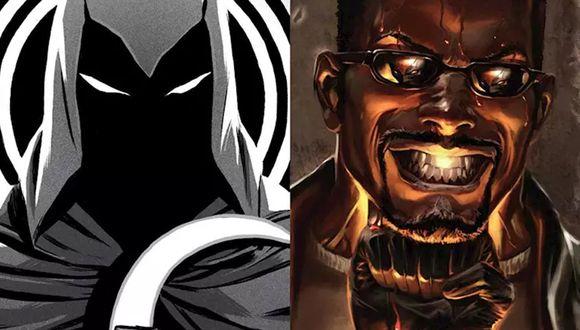 Marvel: la serie Moon Knight se conectaría con Blade. (Foto: Montaje)