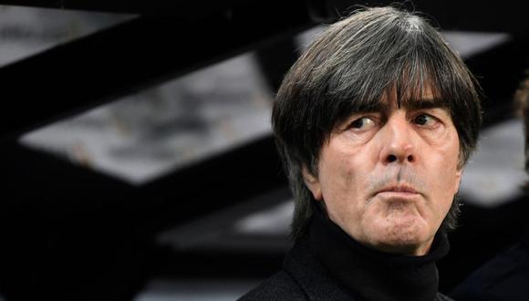 Joachim Löw  dirigió a la selección de Alemania desde el 2006. (Foto: AFP)