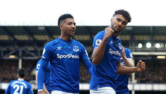 Hasta antes del parón, Everton se ubicaba en la duodécima posición de la Premier League con 37 unidades. (Foto: Getty Images)