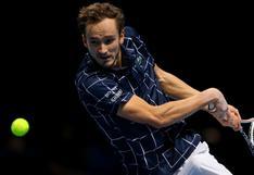 El ruso hace historia: Daniil Medvedev desplazará a Rafael Nadal y será el nuevo número dos de la ATP