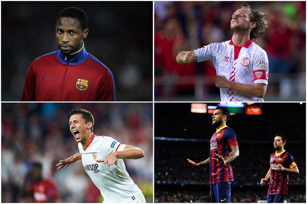 Sevilla, cantera del Barça: cracks que cambiaron el Sánchez Pizjuán por el Camp Nou en los últimos años [FOTOS]
