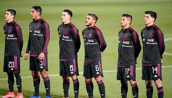 México es una de las selecciones favoritas a quedarse con el título de la Copa Oro 2021 (Foto: Getty Images)