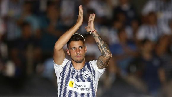 'Felucho' jugó en Alianza Lima hasta finales de 2019. (Foto: GEC)