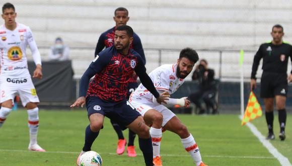 Municipal ganó 2-1 ante Ayacucho FC, por la fecha 11 del campeonato. (Foto: Liga 1)