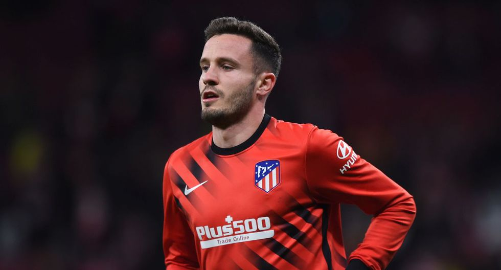 Saúl Ñíguez. (Getty Images)