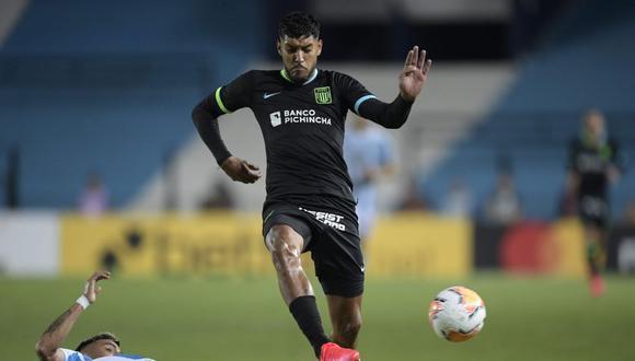Adrián Balboa no continuará en Alianza Lima. (Foto: Agencias)