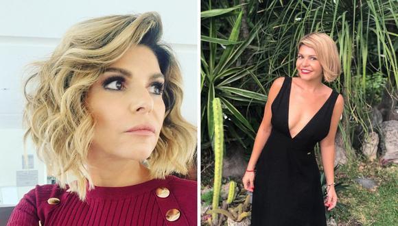 La actriz Itatí Cantoral confesó estar siempre muy protegida para evitar un contagio de COVID-19. (@itatici_oficial