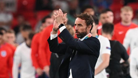 Gareth Southgate es técnico del seleccionado inglés desde el 2016. (Foto: Reuters)